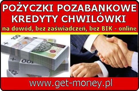 pożyczka chwilówka